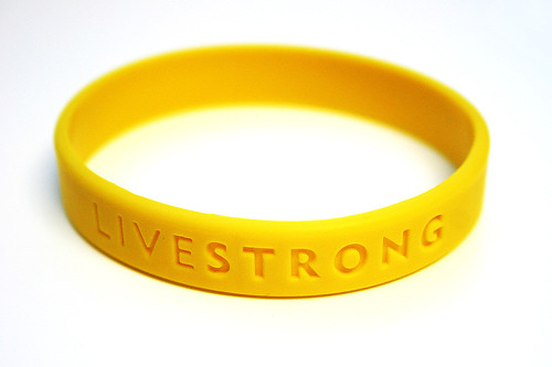 Livestrong Bracelet | Flickr - Photo Sharing!