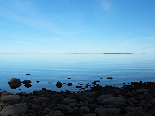 The North Arm of Great Slave Lake