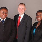 Councillors McKenzie, Glanville and Williams