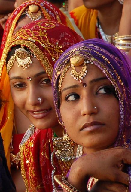 rajasthani womens gangaur festival jai gakhreja flickr