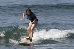 Sue Surfing
