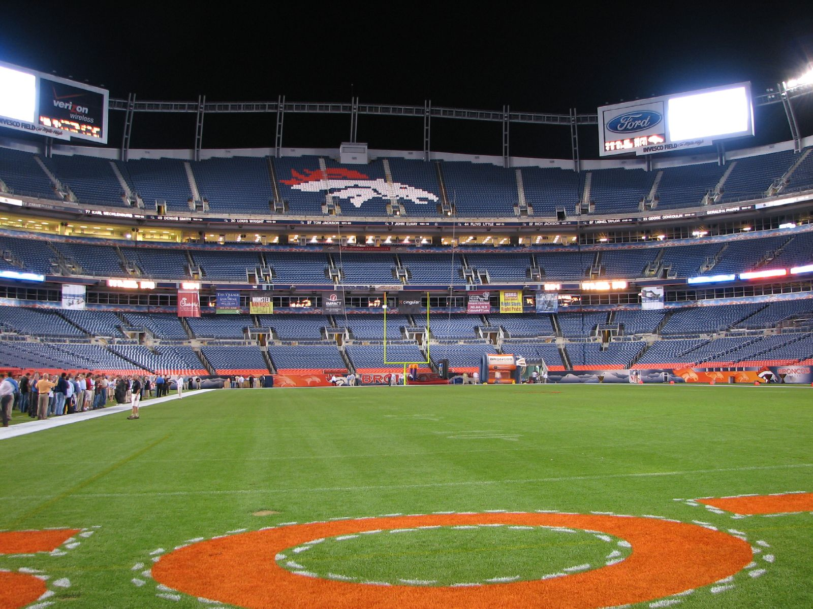 15 Reasons People Are Making the Move to Colorful Colorado ... |Mile High Stadium Denver Broncos