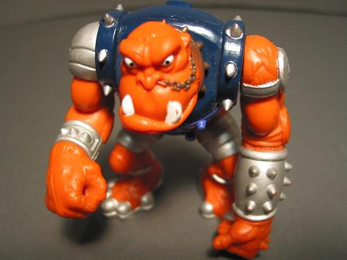 Bruiser the Berserker Baboon
