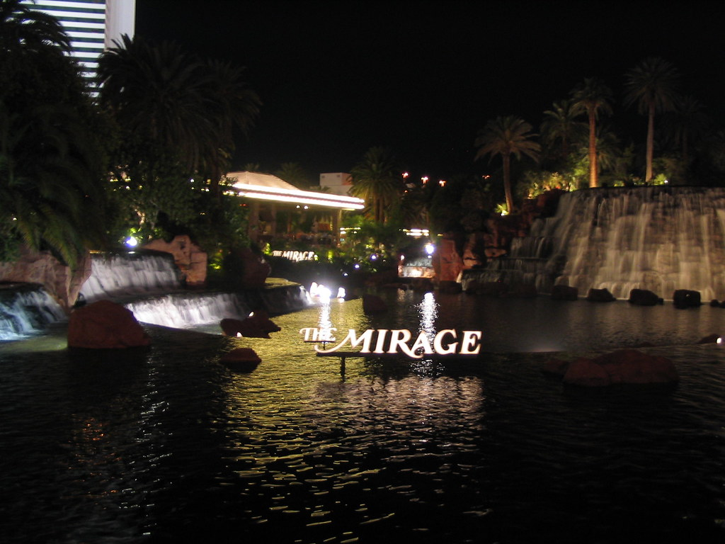The Mirage, Las Vegas, Nevada