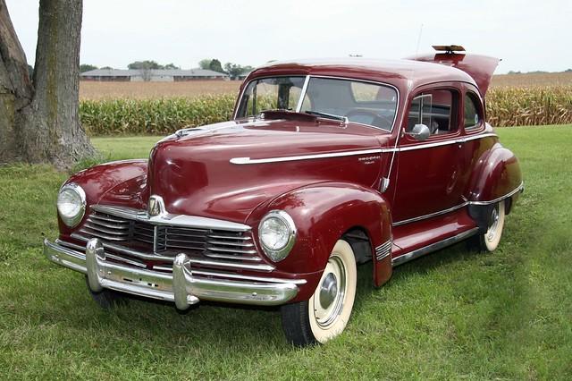 1946 Hudson Super 6 Coup Flickr Photo Sharing