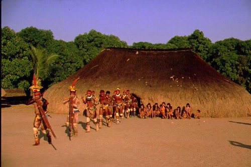 Xingu Tribe Gallery http://www.flickr.com/photos/francisscott/246867431/