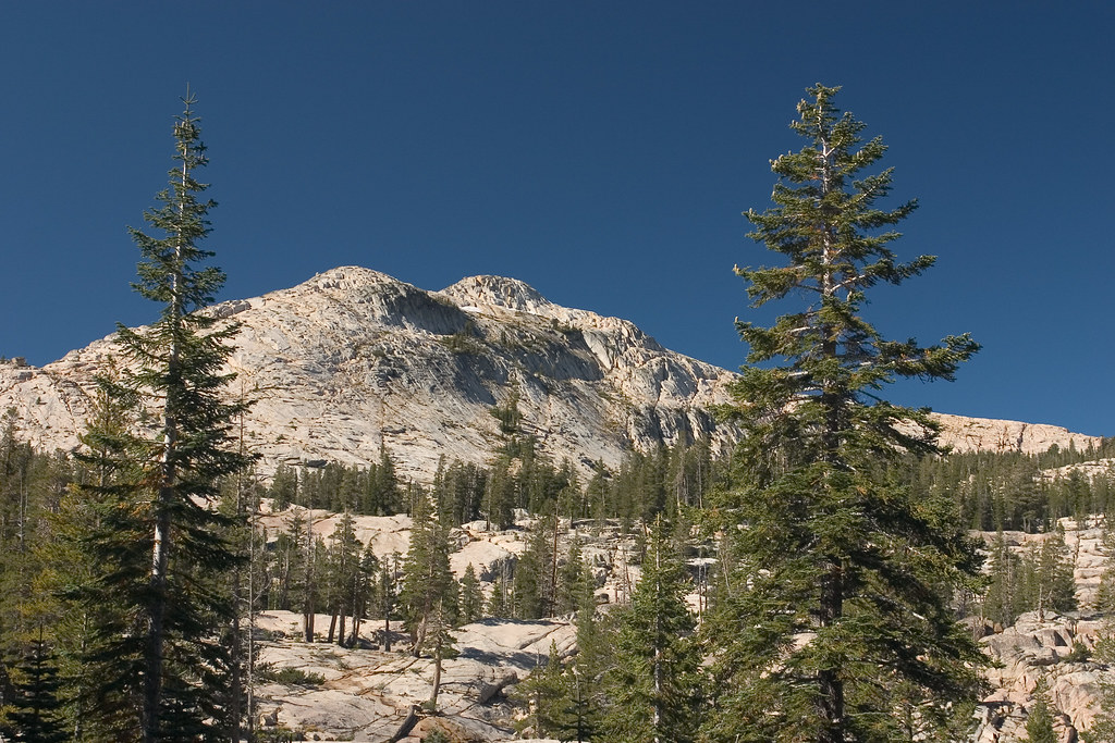 Double Domes In Emigrant Wilderness | Two more unnamed domes