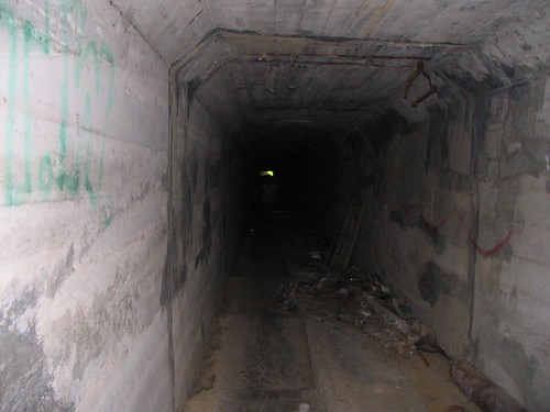 Haunted Hospital - Waverly Hills Sanatorium Louisville - Tunnel