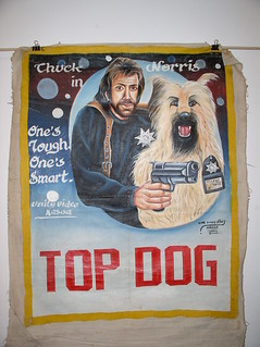 Chuck Norris in Top Dog