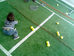sport venue, individual sports, play, sports, recreation, outdoor recreation, green, net, ball game, flooring, ball,