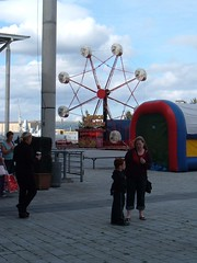 Another Cheerful Braehead Fair Scene
