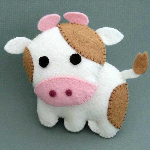 Neapolitan cow