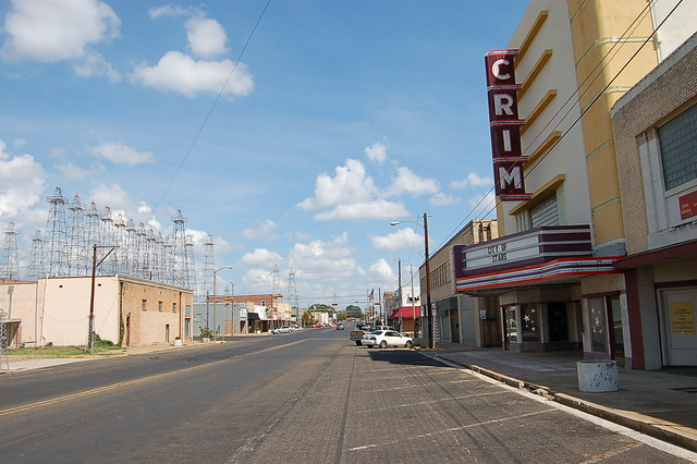 Downtown Kilgore 2 Theaters Flickr Photo Sharing