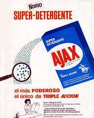 AJAX - Super Detergente
