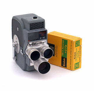 Keystone K-4C Movie Camera
