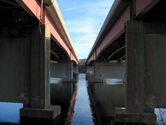 I-290 Bridges - Shrewsbury, MA.