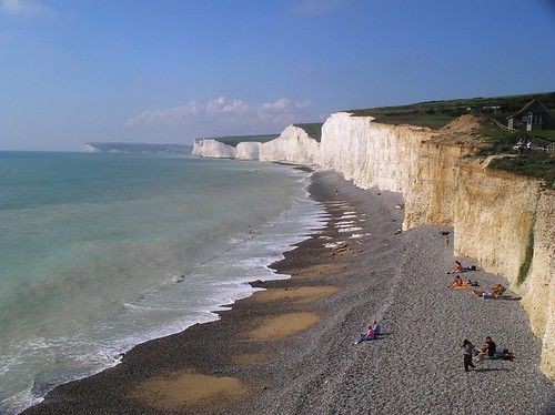 Book 2, Walk 28, Seaford to Eastbourne