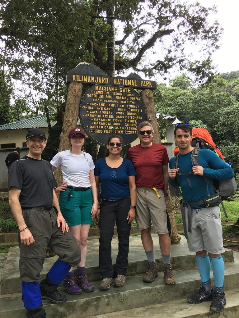 Kilimanjaro Climb for Life 2018