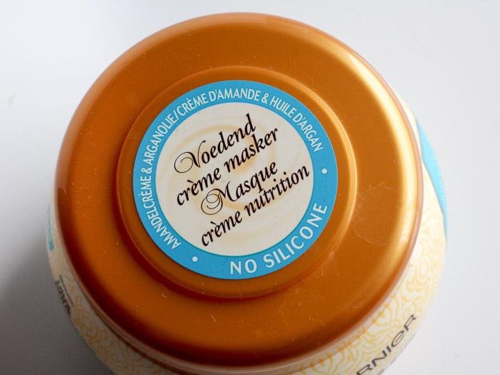Dop Garnier Ultra Doux Rijke Argan haarmasker