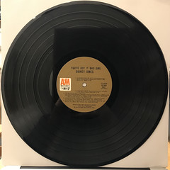 QUINCY JONES:YOU'VE GOT IT BAD GIRL(RECORD SIDE-A)