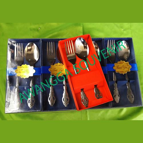 sendok garpu box