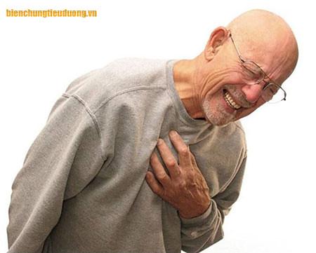Người tiểu đường có thể bị nhồi máu cơ tim và đột quỵ