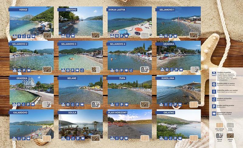 Дополнение к карте тиватских пляжей