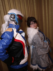 Soldier: 76 and Mei