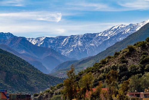 marrakechsafi morocco ma mountains atlasmountainslandscape
