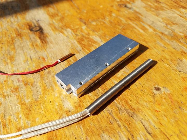 Vesuvius Components MP1000
