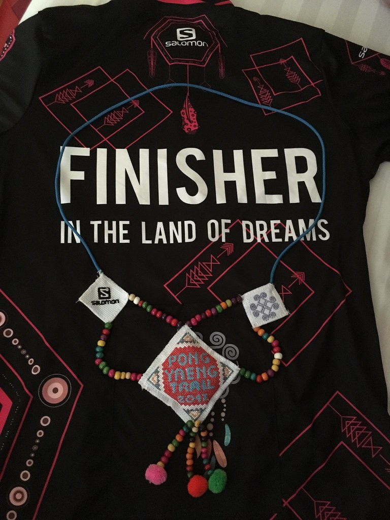 PYT finisher T-shirt