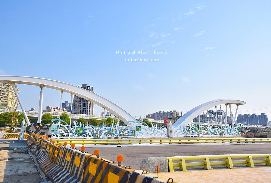台中西川橋 景觀橋 愛心 玉音 崇倫 水岸23