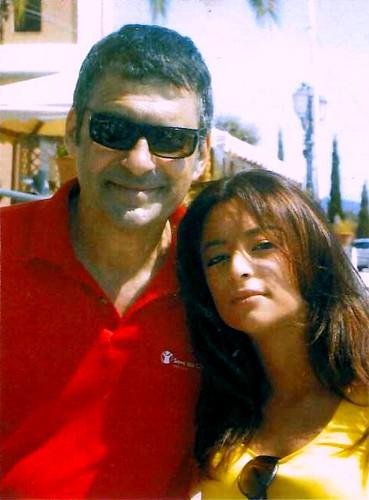 Frizzi e Caterina Guzzo