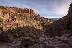 The Ribbon Trail to White Rocks (4-1-18)