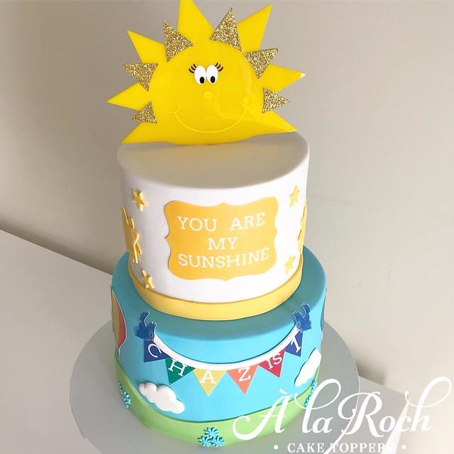 Cake by À la Roch Cakes & Sweets