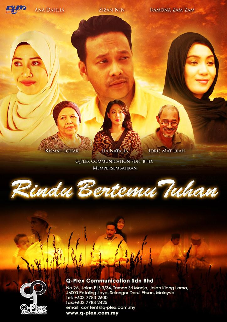 Poster Rindu Bertemu Tuhan