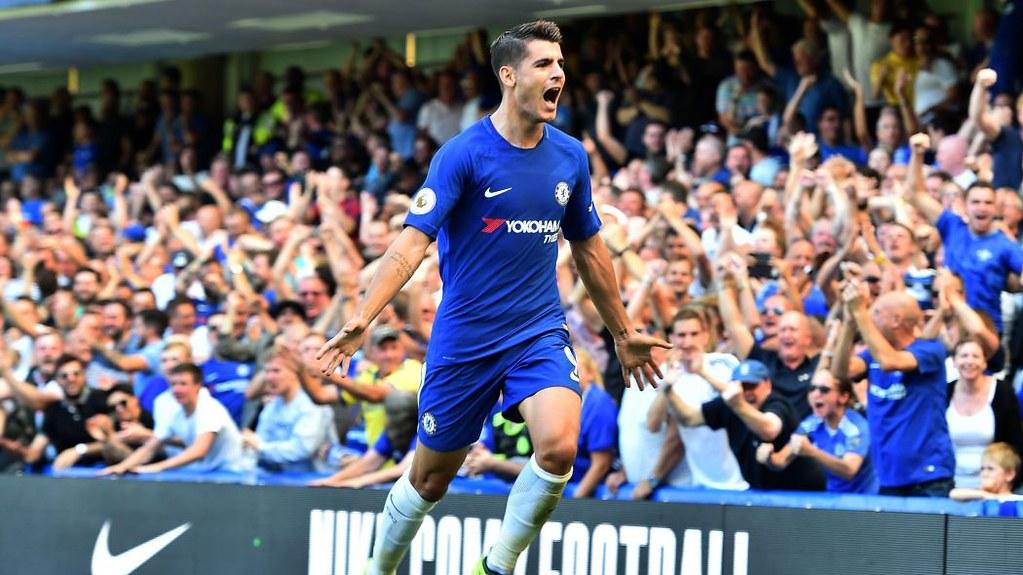 Dispekulasikan Ingin Kembali ke Juve, Alvaro Morata Tegaskan Bahagia di Chelsea