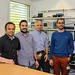 Authors of the Mixed-Precision In-Memory Computing paper in Nature Electronics