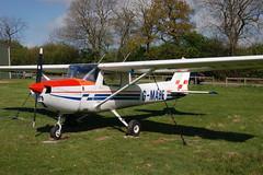 G-MABE Reims-Cessna F.150L [1119] Popham 020509