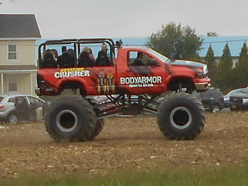 Dodge Keystone Crusher Monster Truck Moparscom - Ridgely car show