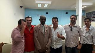 Presidente do Solidariedade-SP debate estratégias para eleições 2018 em Salto