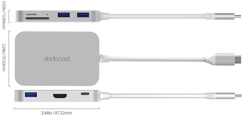 dodocool 7イン1 USB-Cハブ (6)