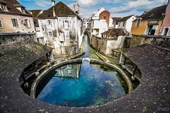 La fosse Dionne II - Photo of Viviers