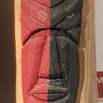 Mesingw (Lenape Mask Spirit) Pole