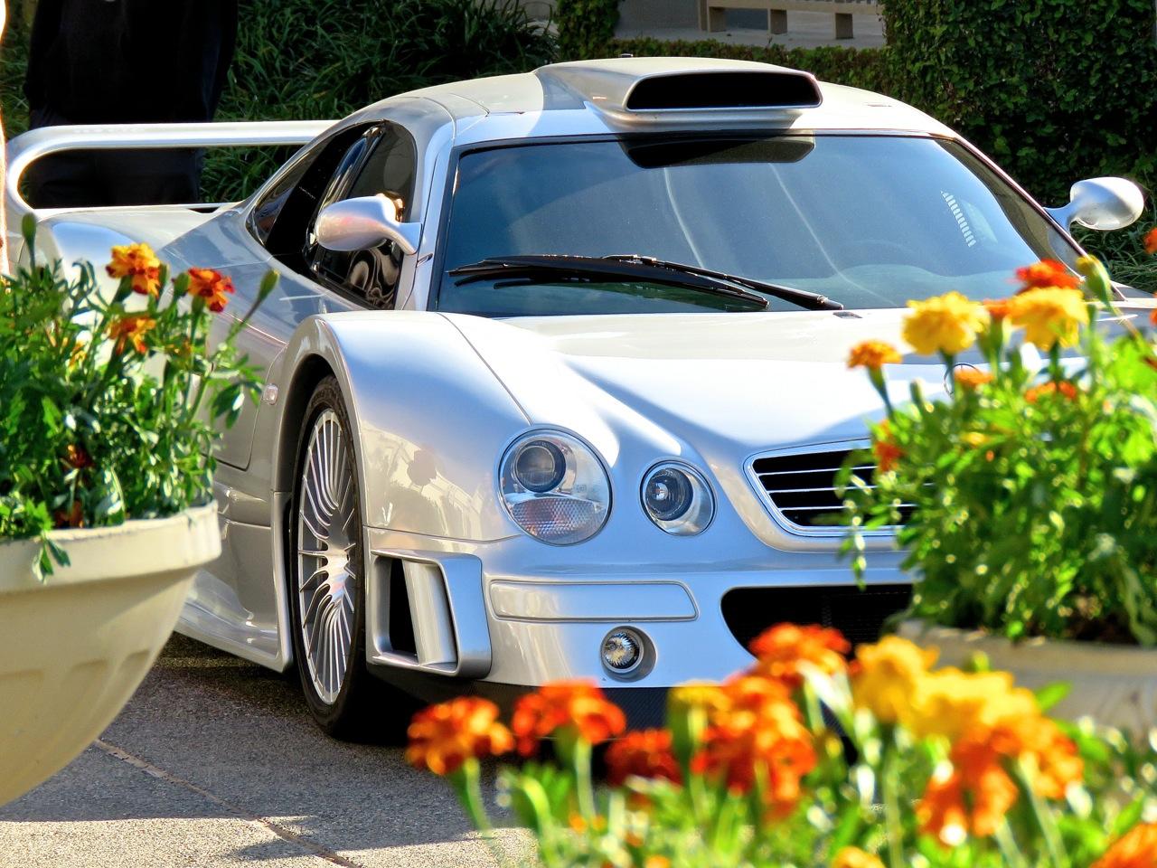 Mercedes CLK GTR Amelia 23