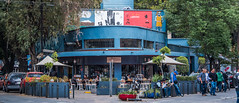 2018 - Mexico City - Condesa - Cafe Toscano