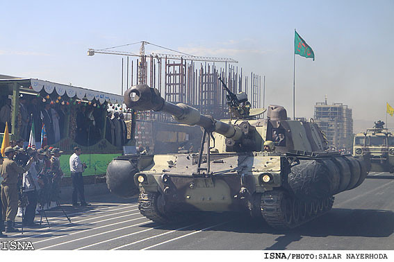 155mm-M109-iran-parade-inlj-1