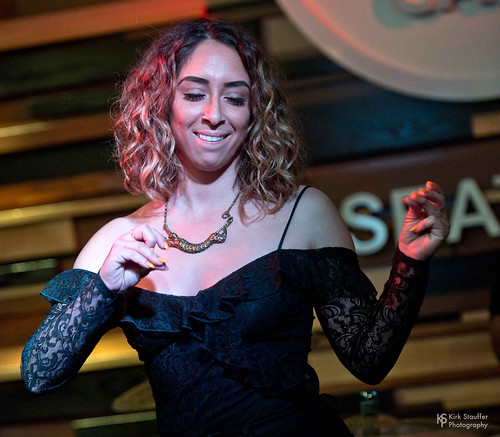 Scarlet Parke @ Hard Rock Café