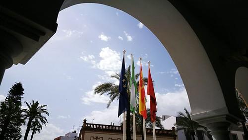 Plaza de los Jardines desde el Ayuntamiento
