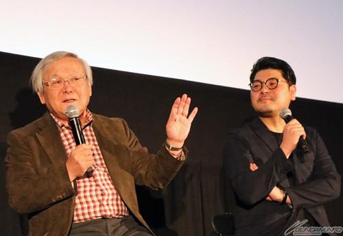 Yoshikazu Yashuiko and Osamu Taniguchi